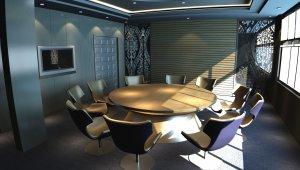 meeting room - rendering