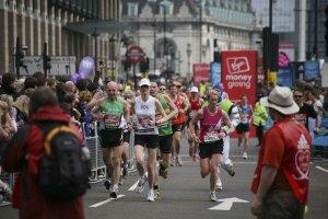 london marathon