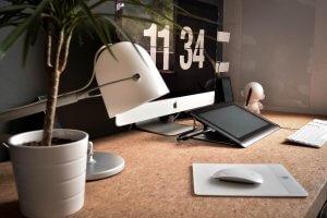office desk personalised