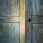 Restored Door